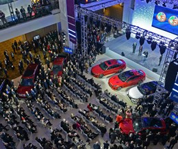 North American Industry Auto Show 2018