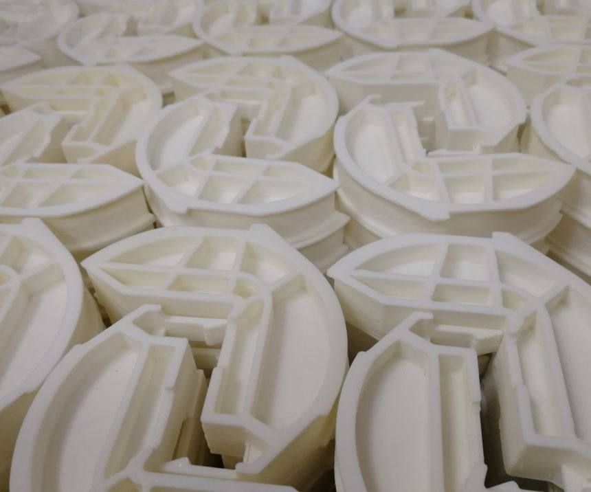 Spare Parts 3D and Whirlpool collaborate on 3D printing project.