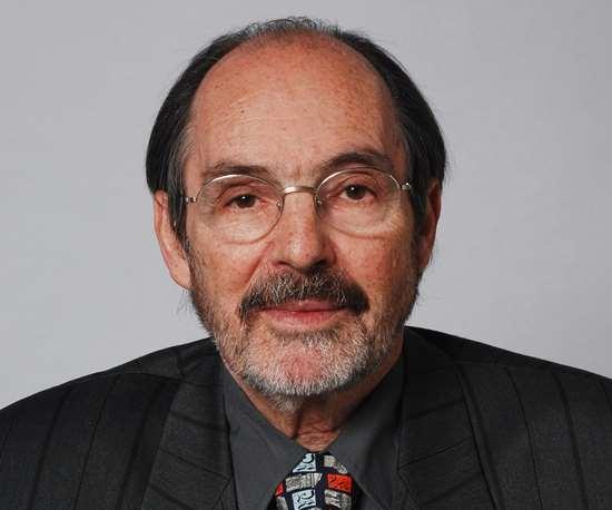 Professor Gideon Levy, recipient of the AMUG Innovators Award.