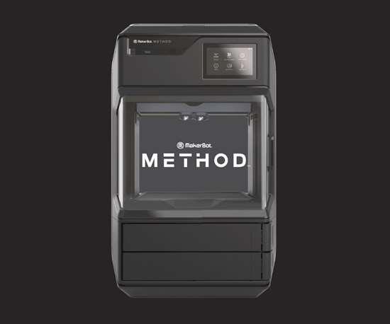 MakerBot's Method 3D printer.