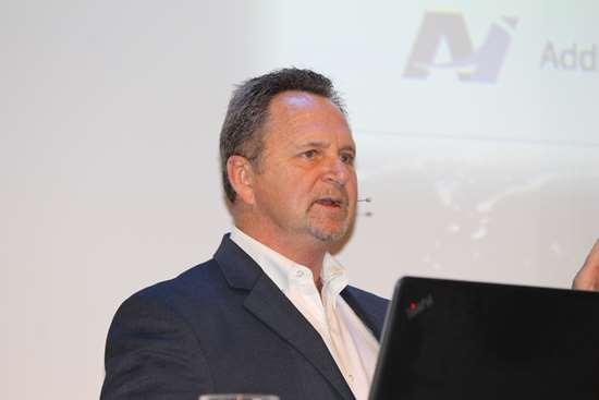 Shane Collins, Additive Industries North America