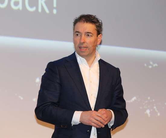 CEO Daan Kerstens of Additive Industries
