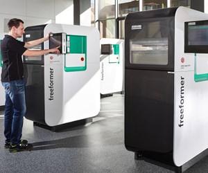 Arburg Freeformer 3D printer