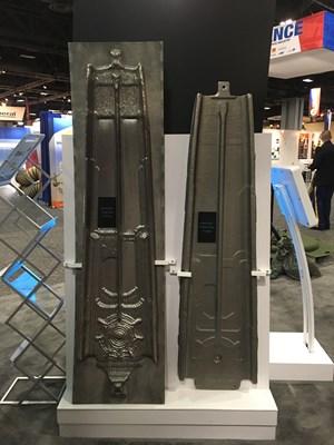 Arconic Ampliforge aerospace spars