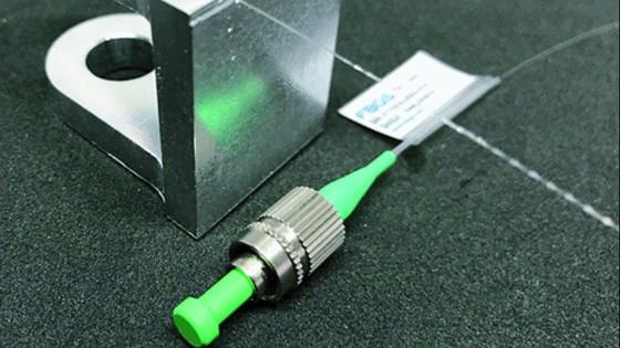 bracket made with Fabrisonic's Ultrasonic additive manufacturing technology