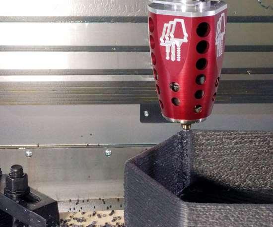 Hybrid Ambit PE-1 polymer extrusion head