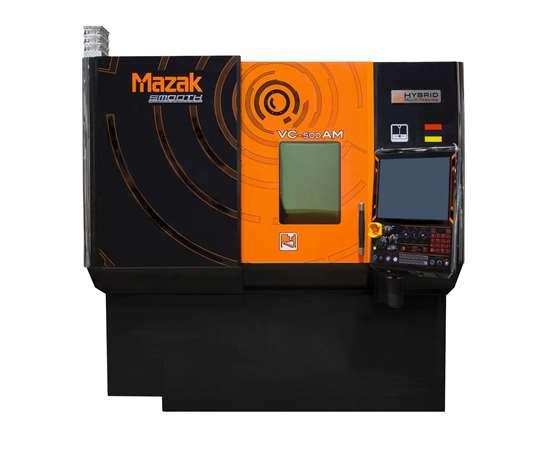 Mazak VC-500 AM hybrid multitasking machine