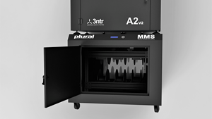 Plural Additive Manufacturing's Material Management System