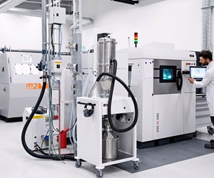 Sandvik Osprey and Additive Manufacturing equipment