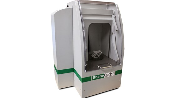 Shapegrabber Ai310 industrial 3D scanner