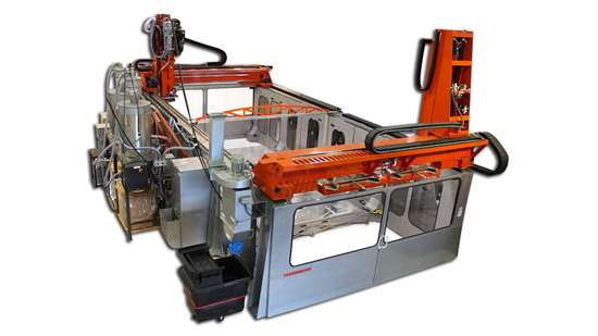 Thermwood Large Scale Additive Manufacturing (LSAM) system