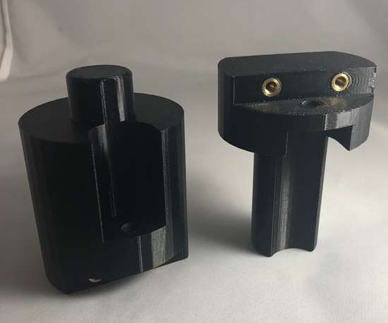 tooling component produced via Rize 3D printer