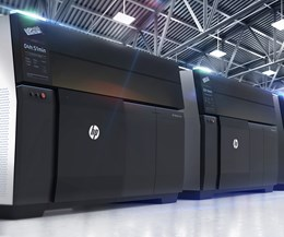 HP Metal Jet additive manufacturing machine