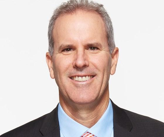 Stephen Nigro president of HP's 3D Printing business