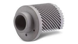 3D printed heat exchanger