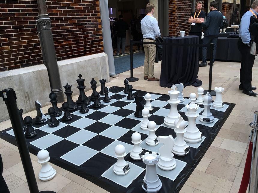 3d printed chess pieces 3d platform
