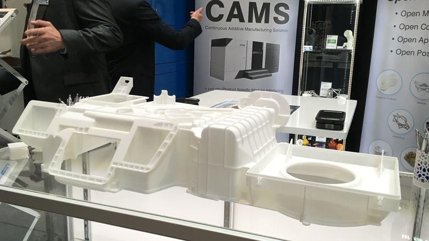 3d printed hvac housing