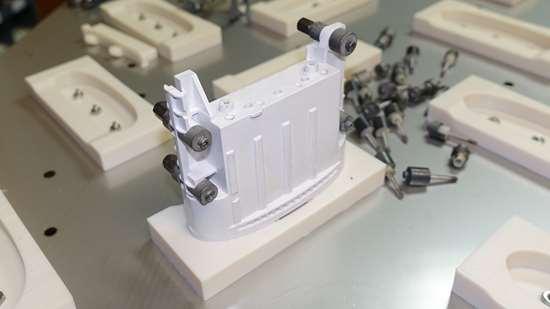 masking for pvd coating using screws
