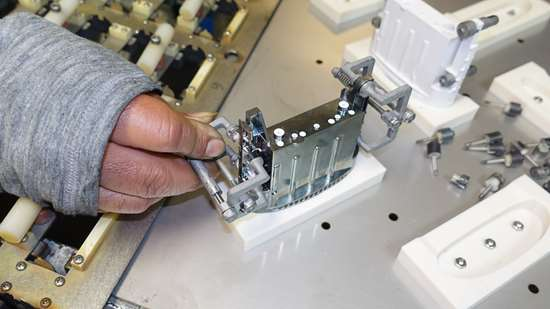 new 3D printed tool for pvd coating
