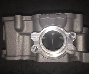 Roush Uses Engine Cylinder Head to Prove Out Additive Manufacturing