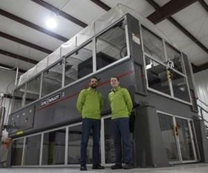 large-scale 3D printer