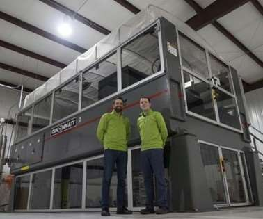 large-scale 3D printer