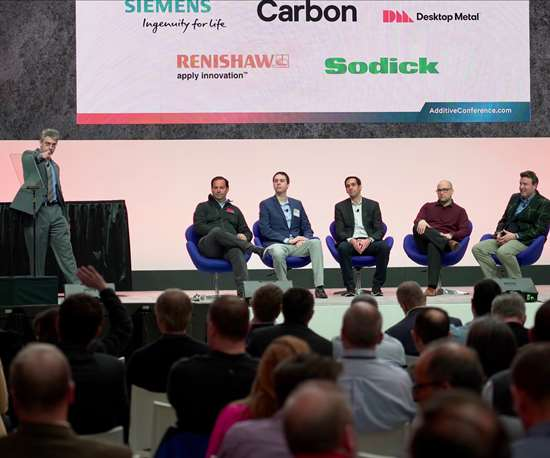 Additive Manufacturing Workshop for Automotive panel discussion