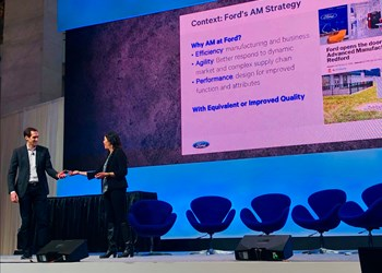 Paul diLaura, Carbon, and Ellen Lee, Ford Motor Company