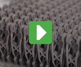 production metal 3d-printed parts