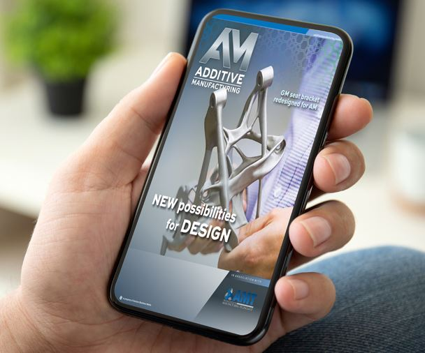 January/February 2019 issue of Additive Manufacturing magazine