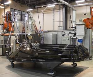 Tahoe Boats Collaborates with Thermwood on 3D Printing for Boat Design
