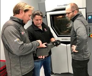 Andretti team for Stratasys