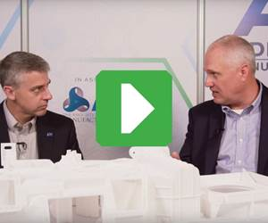 Video: Selective Laser Sintering for Production of Large Parts