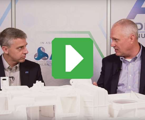 Peter Zelinski, Additive Manufacturing Media, and Chuck Kennedy, Farsoon