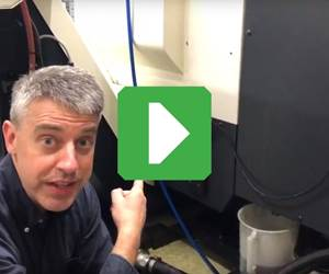 Video: 3D-Printed Brackets Are Key to Automated Coolant Delivery for Lights-Out Machining