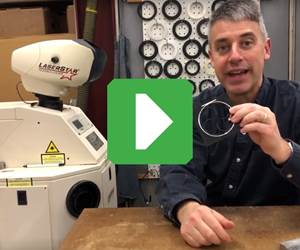 Video: In Conventional Manufacturing, 3D Printing Is a Solution for Tooling