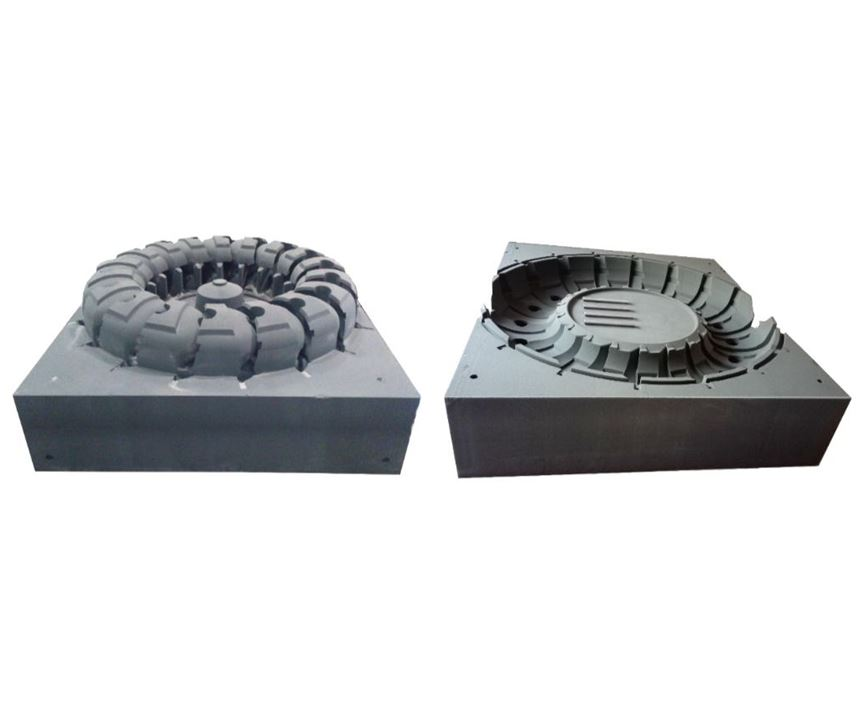 3d-printed sand cores
