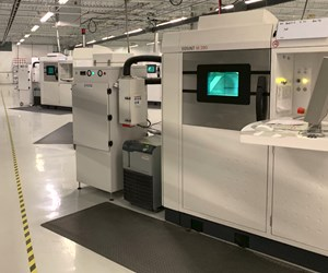 3D printing department at Incodema3D