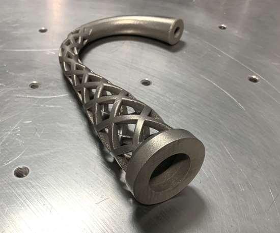 3D-printed luxury faucet