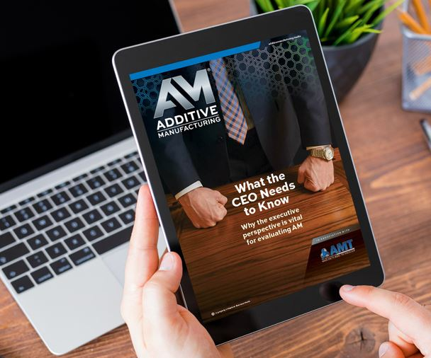 March 2019 issue of Additive Manufacturing magazine