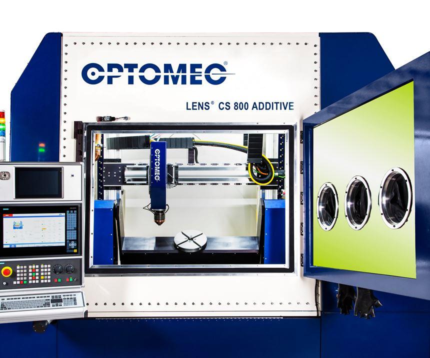 Optomec LENS systems