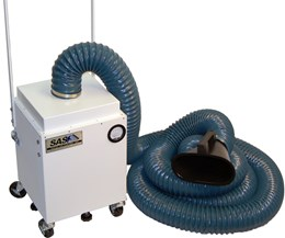 Sentry Air System's Model 300 Python Fume Extractor