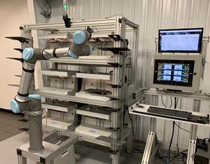 Automated 3D Printing at Evco: Composites, Cobots, Email and More