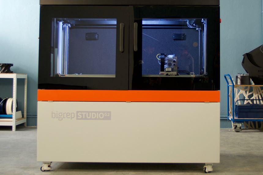 BigRep Studio G2 Printer