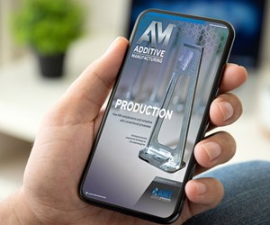 May/June 2019 issue of Additive Manufacturing magazine