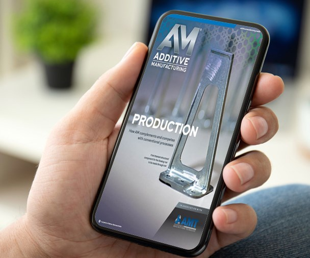additive manufacturing magazine may 2019 digital edition cover