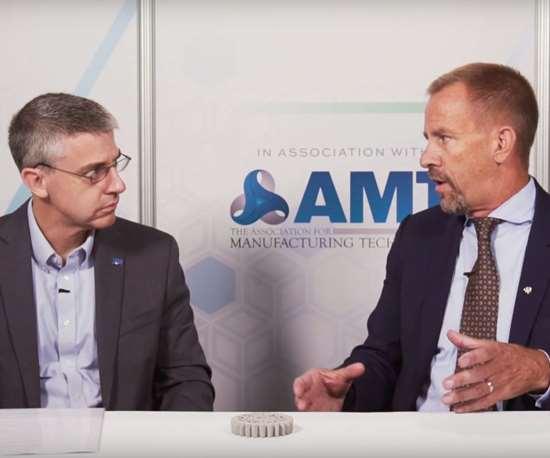 Peter Zelinski, Additive Manufacturing Media, and Timothy Weber, HP
