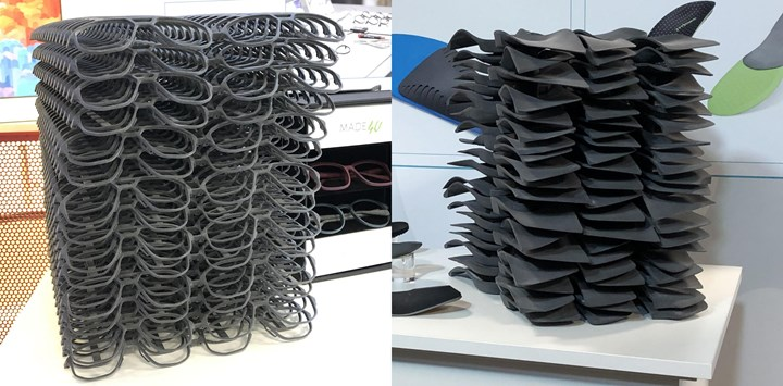 3D-printed glasses and orthotics