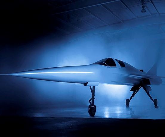 supersonic jet, Boom Supersonic