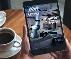 July 2019 Issue Explores Robots and 3D Printing